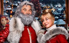 Kurt Russell and Goldie Hawn in