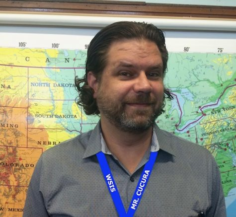 Mr. Cucura joins WSIS Faculty