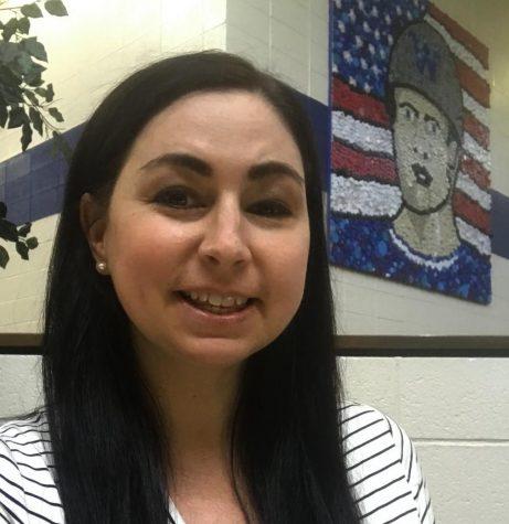 Meet Mrs. Calore